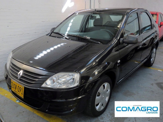 Renault Logan 1.4 Familier2015 Zxv091