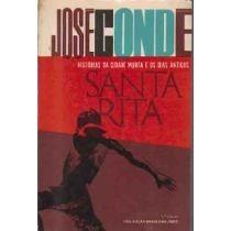 Livro Santa Rita Jose Conde