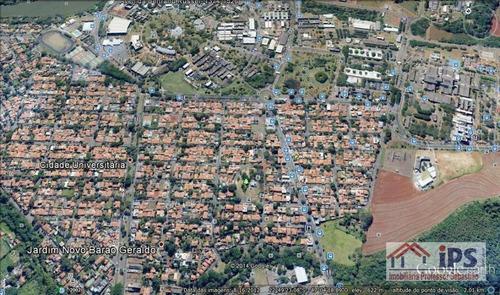 Terreno Proximo A Unicamp - Te0503