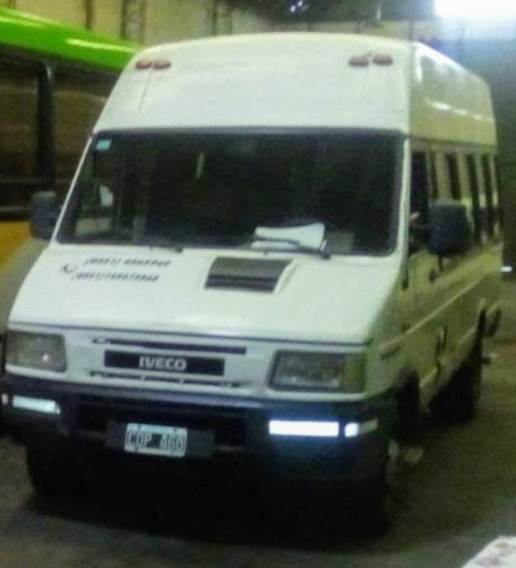 Iveco Daily 3.0 45.10 Minibús