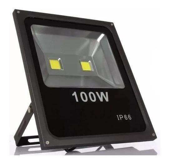 Refletor Holofote 100w - Branco Quente