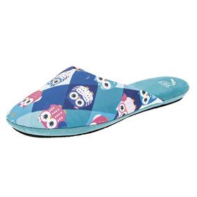 Pantufla Dama Olek Shoes U72915 22-26 Envio Inmediato T2