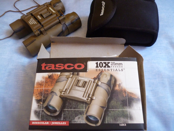 Binóculos Tasco - 10 X 25 Mm - Essentials