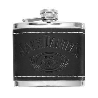 Jack Daniel S Daniels Cuero Negro 4 Oz Frasco