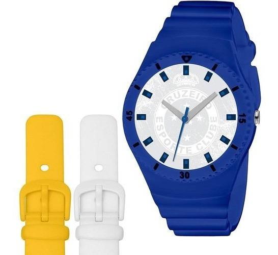 Relógio Technos Cruzeiro Troca Pulseira 1 Ano De Garantia