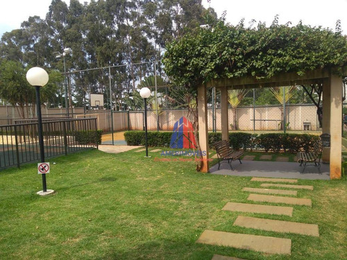 Apartamento Com 3 Dormitórios À Venda, 50 M² Por R$ 240.000 - Spazio Aramis - Jardim Progresso - Americana/sp - Ap1129