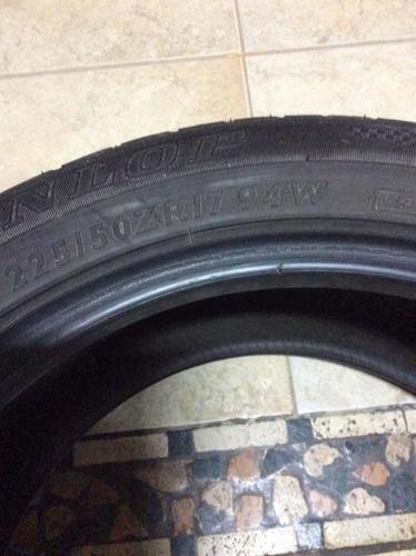 Cubierta 225/50z-17 Dunlop
