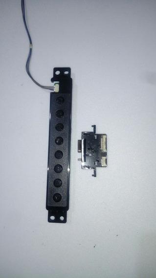 Teclado E Sensor Remoto Tv Lg42lm6400