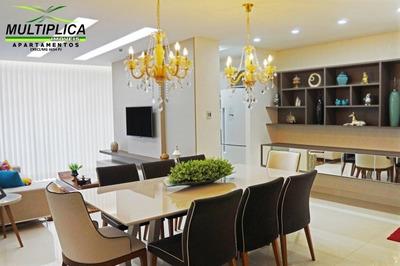 Apartamento 171 M² Próximo A Ufu Santa Monica, Center Shop - 103