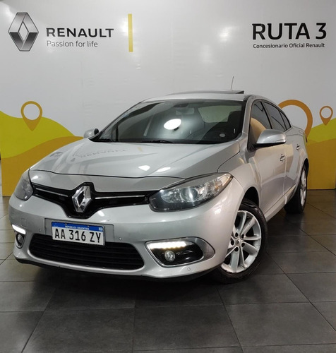 Renault Fluence Privilege Cvt