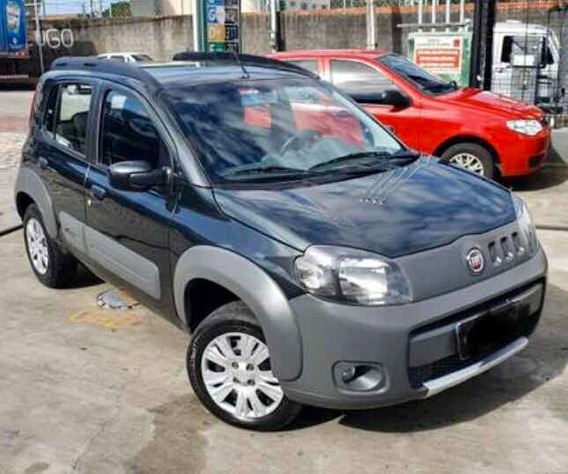 Fiat Uno 1.4 Way Flex 5p 2012