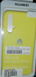 Silicón Case De Huawei