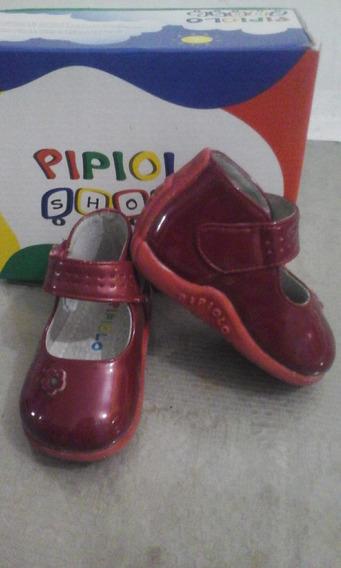 Zapatos Patentes Para Niñas