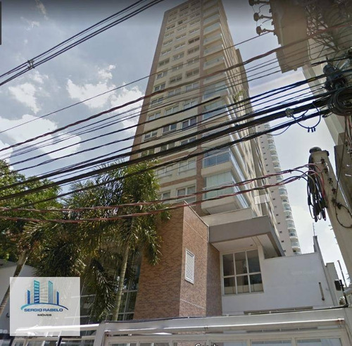 Imagem 1 de 9 de Apartamento Residencial À Venda, Vila Olímpia, São Paulo. - Ap3066