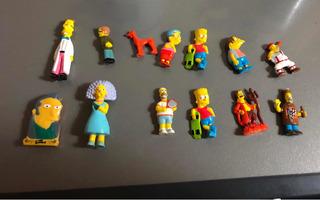 Muñecos Coleccion Simpsons Chocolate Jack