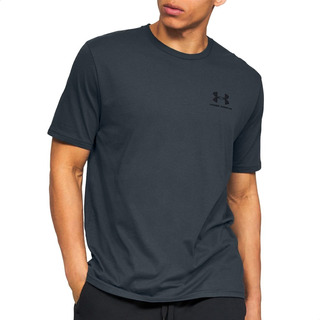 Remera Under Armour Sportstyle Left Chest Ss Hombre Training