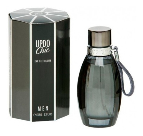 Perfume Masculino Linn Young Updo Chic Edt - 100ml