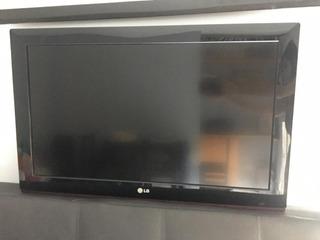 Televisor Lg 32 Pulgadas Lcd Con Soporte Incluido