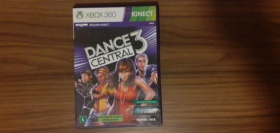 Dance Central 3 Original Em Português Jogo De Xbox 360