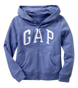 Blusa De Moletom Infantil Feminina Gap Brilhante Lls