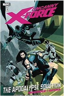 Uncanny X-force De Rick Remender Lote Completo (7 Libros)