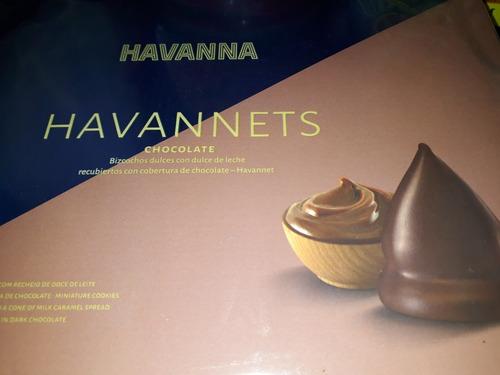 Conitos Havanna X 12 Golosinera Naranjaylimon Floresta