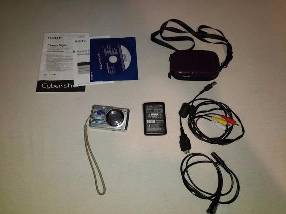 Camera Sony Cyber-shot Dsc-w210 12.1 Megapixel