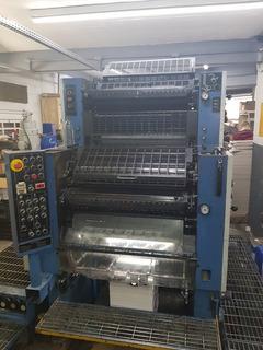 Impressora Offset Bicolor Kba 72x52
