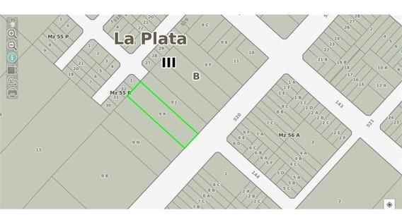 Terreno En Venta En La Plata - San Carlos