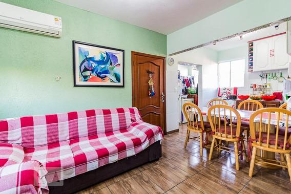 Apartamento Para Aluguel - Camaquã, 1 Quarto, 74 - 893096819