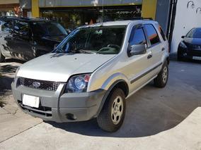 Ford Ecosport 2006 Nafta 1.6 Xls Km. 118000 Gris Plata