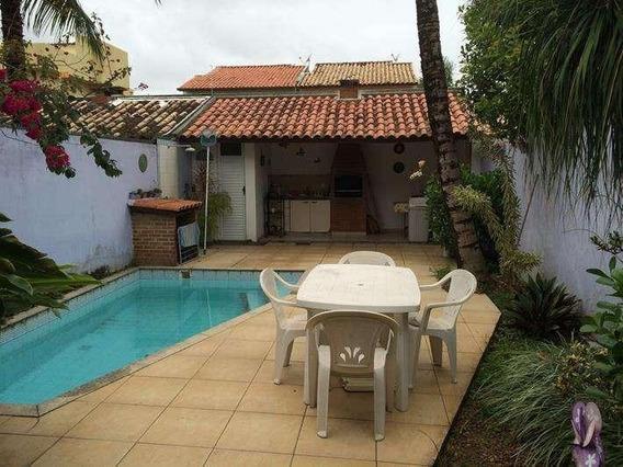 Casa Em Itaipu, Niterói/rj De 140m² 3 Quartos À Venda Por R$ 650.000,00 - Ca348349