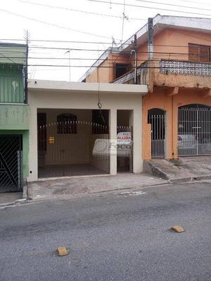 Casa Com 1 Dormitório Para Alugar, 38 M² Por R$ 650 - Jardim Paraventi - Guarulhos/sp - Ca0429