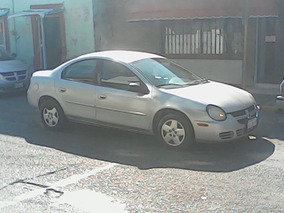 Dodge Neon Se Sedan 5vel Aa Mt