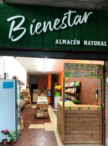 Venta Fondo Comercio De Dietetica Y Herboristeria - Almacen