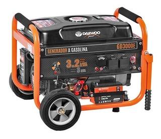 Generador A Nafta Daewoo Gd3000e