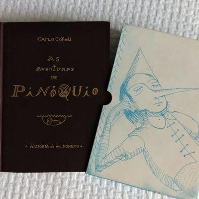 As Aventuras De Pinóquio - Aventuras De Um Boneco