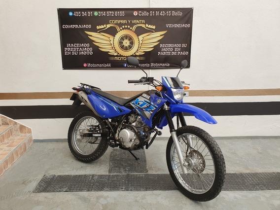 Yamaha Xtz 125 Mod 2017 Al Dia Traspaso Incluido