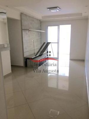 Apartamento Suprema 75m Mobiliado 3 Dormitórios 1 Suíte Varanda Gourmet E Duas Vagas De Garagem - Ap825