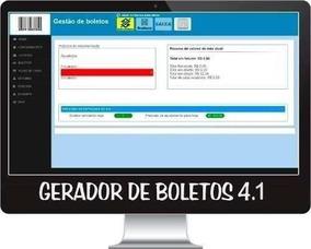 Script Gerador De Boletos 4.1