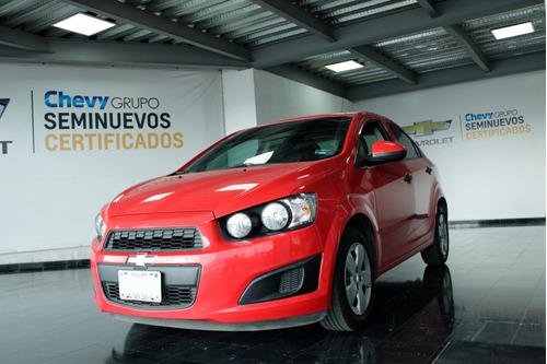 Imagen 1 de 15 de Chevrolet Sonic 2016 1.6 Ls Mt