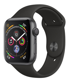 Seminovo: Apple Watch Series 4 Gps 44mm Space Grey - Delu