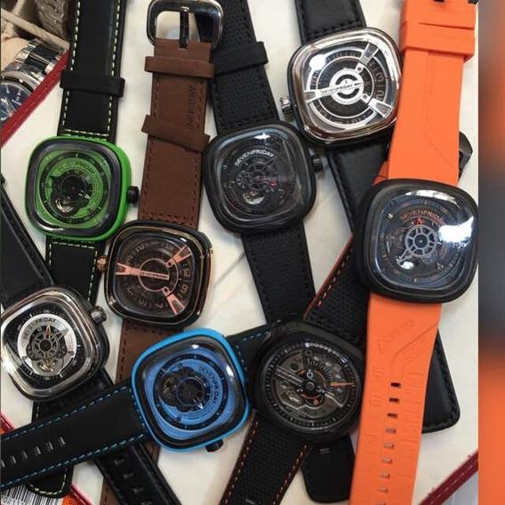Reloj Seven Friday Varios Modelos Disponibles Envio Gratis