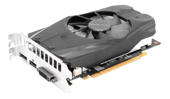Placa De Vídeo Geforce Gtx 1050 Oc 2gb - Galax/ Novo Inbox