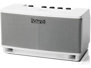 Amplificador De Monitor De Mesa Roland Cube Lite Lm-wh