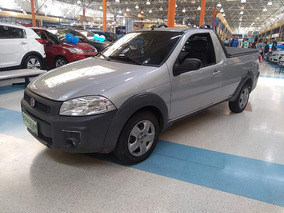 Fiat Strada 1.4 Working Plus Flex 2p Completo !!!