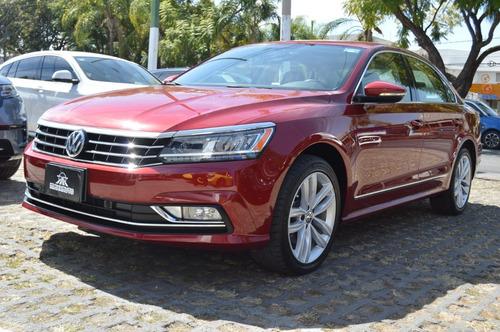 Volkswagen Passat 2018 V6 Rojo
