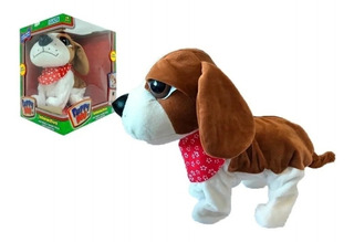 Perro Interactivo Puppy Dog Ditoys Orejas Larga 2052 (4986)