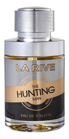 The Hunting Man La Rive Edt - Perfume 75ml Blz