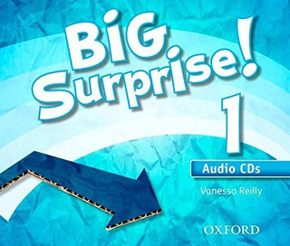 Big Surprise 1: Class Cd (3) Vanessa Reilly